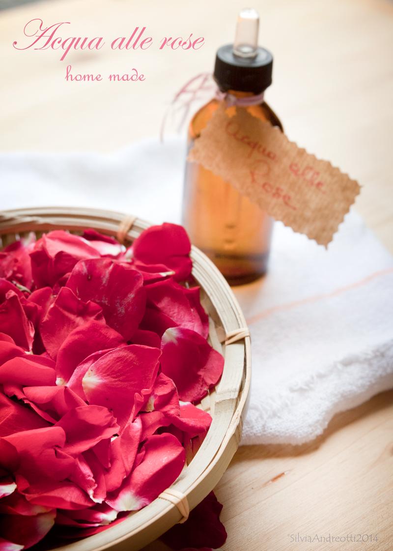 Rose Fai Da Te acqua di rose, ricetta cosmesi fai-da-te | sano con gusto
