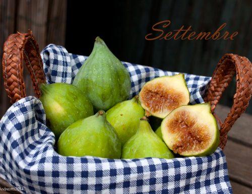 settembre frutta e verdura di stagione