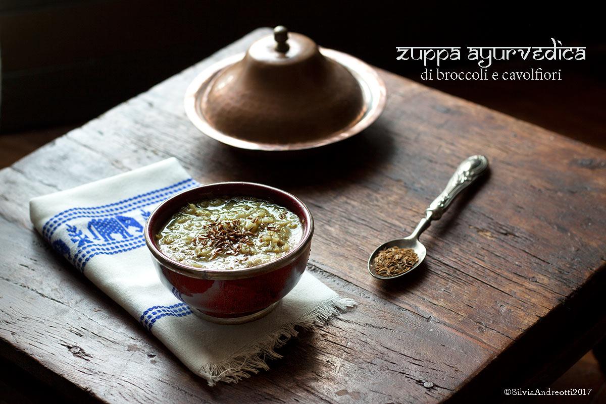 zuppa ayurvedica
