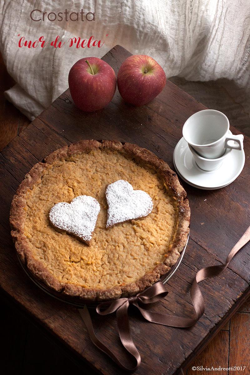 crostata alla mela