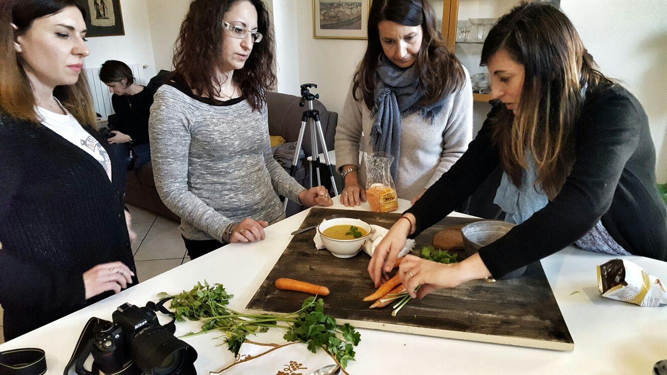 Corso food photography