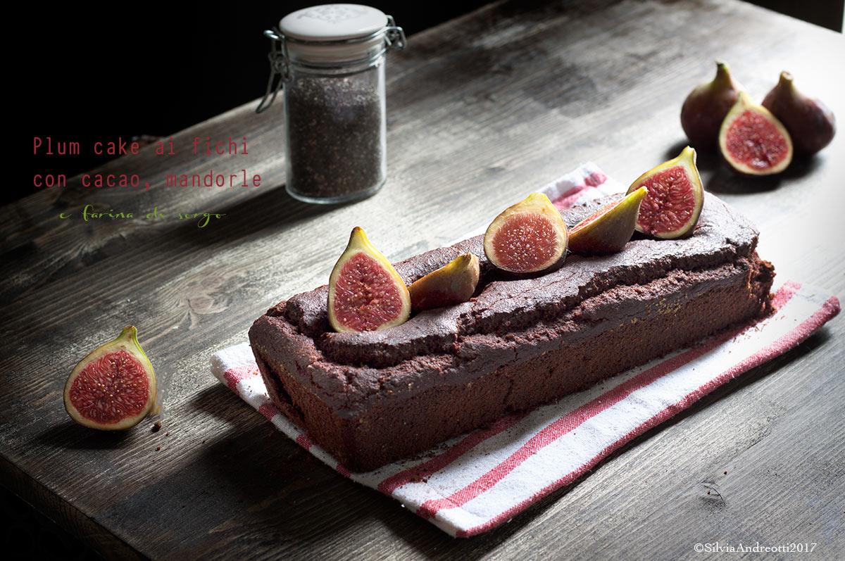 plum cake ai fichi