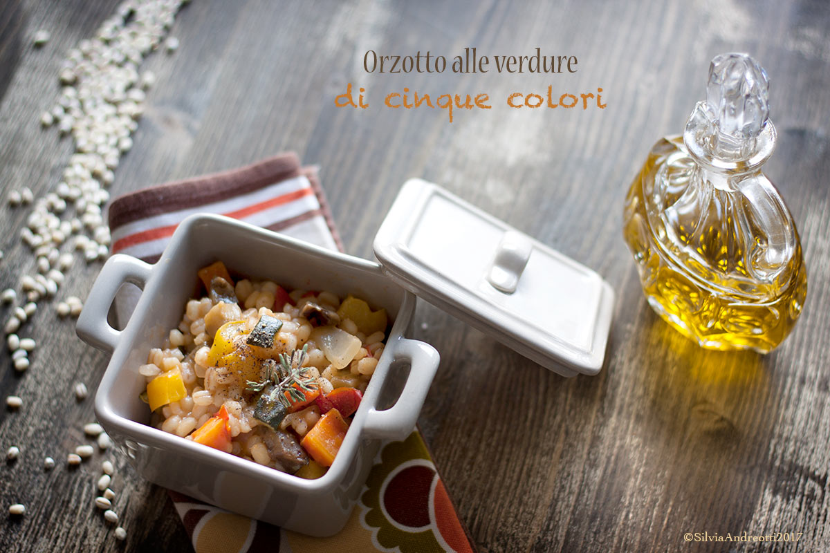 orzotto alle verdure