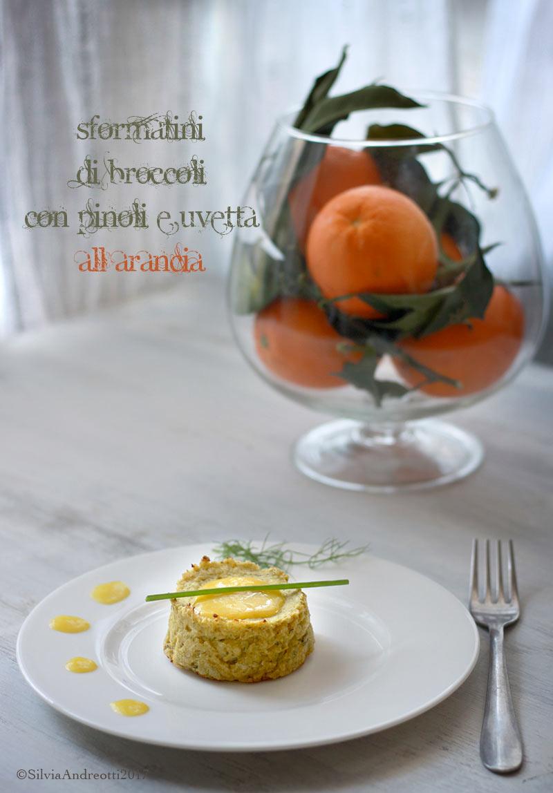 Sformatini di broccoli di Antonio Scaccio