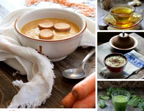 15 ricette, estratti e tisane per la depurazione di primavera