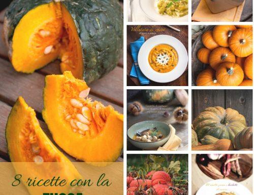 8 ricette vegetariane con la zucca, sapori d'autunno