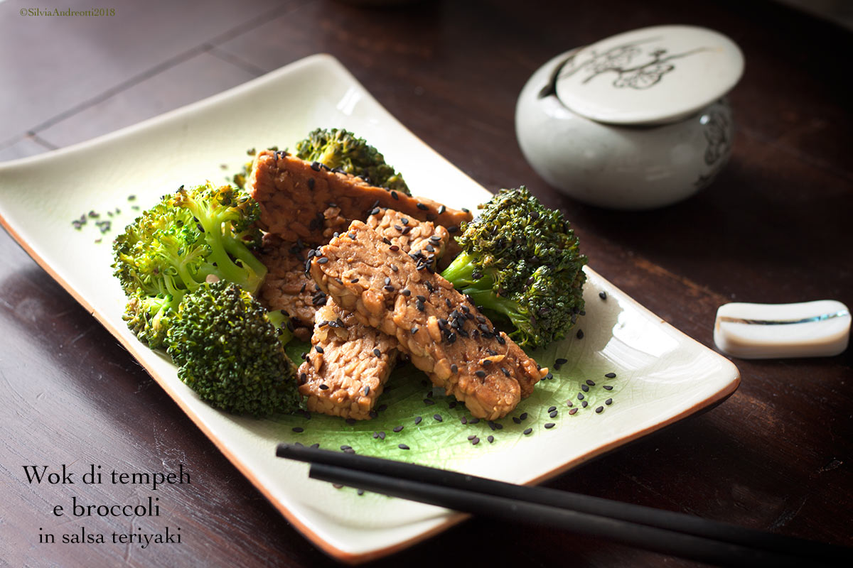 wok di tempeh