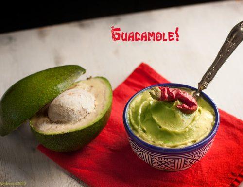 Guacamole, ricetta originale messicana velocissima