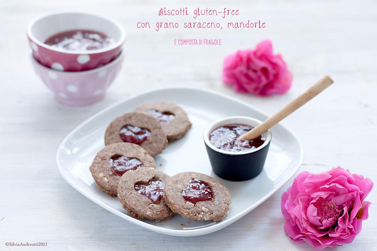 Biscotti gluten-free