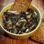 Zuppa di cavolo nero, ricetta tradizionale