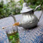 Tè verde alla menta, bevanda d'estate