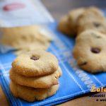 Zaletti, biscotti di mais e uvetta, gluten-free