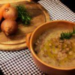 Zuppa di fagioli ai tre aromi, ricetta casalinga