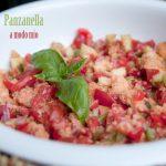 Panzanella a modo mio e la dieta mediterranea