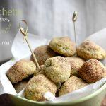 Crocchette di patate, broccoli e quinoa (vegan e gluten-free)