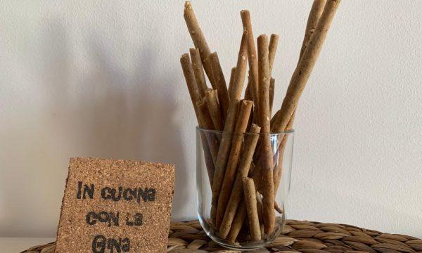 Grissini farina di Quinoa e Grano Saraceno