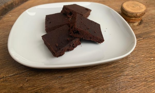 Brownies senza glutine e lattosio