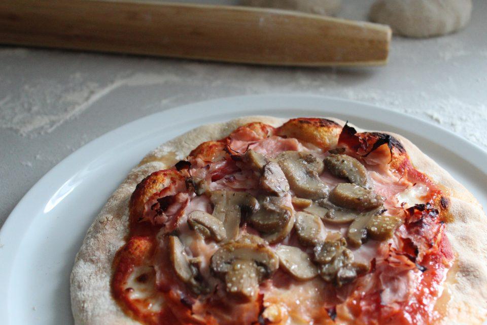 pizza cotta nel forno g3 ferrari