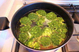 cottura broccoli in acqua