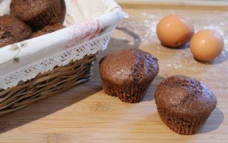 muffin golosi al cacao