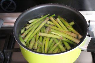 asparagi lessi