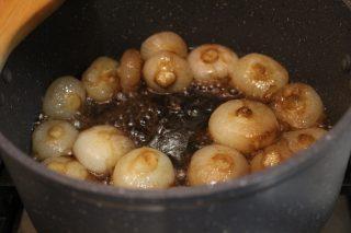 cipolline con aceto balsamico