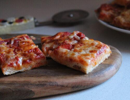 Pizzette con base pronta