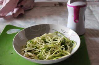 preparazione spaghetti
