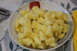 patate tagliate