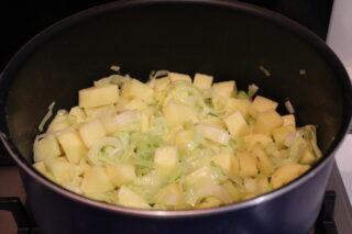 patate e porro