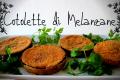 Cotolette di Melanzane - Vegana & Classica