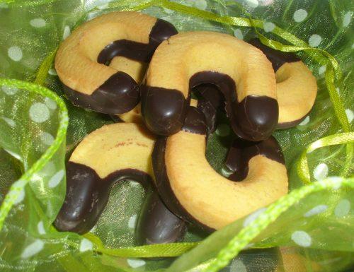 Biscotti a ferri di cavallo