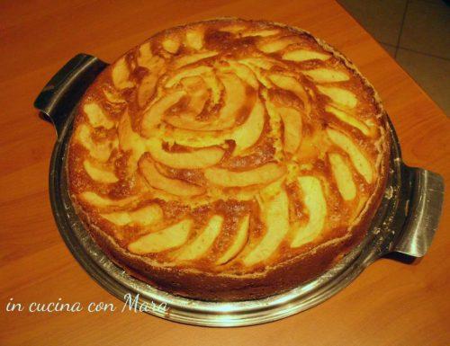 Torta di mele ricetta dolce