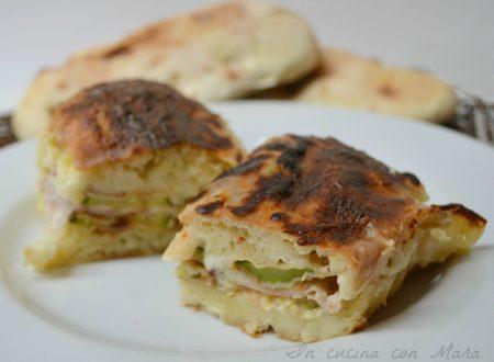 Lasagna di pan ciabatta U-Tub