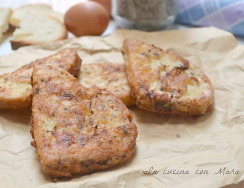Pane fritto al rosmarino