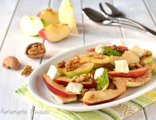 Insalata di finocchi e mele