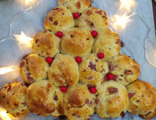 Albero di Natale salato (Bimby e non)