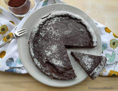 Migliaccio al cacao (Bimby e non)