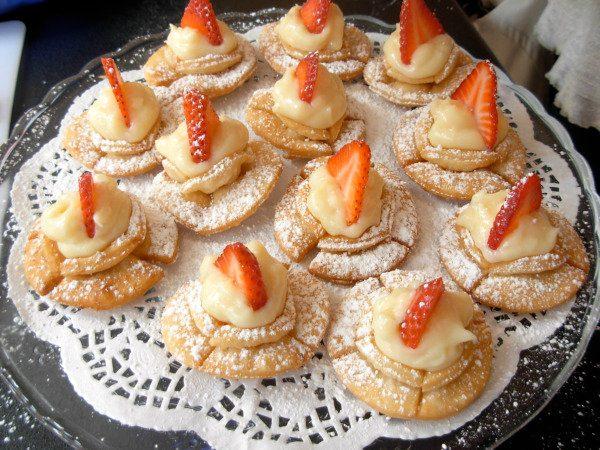 LE ROSE DOLCI DI MARY, ricette delle feste