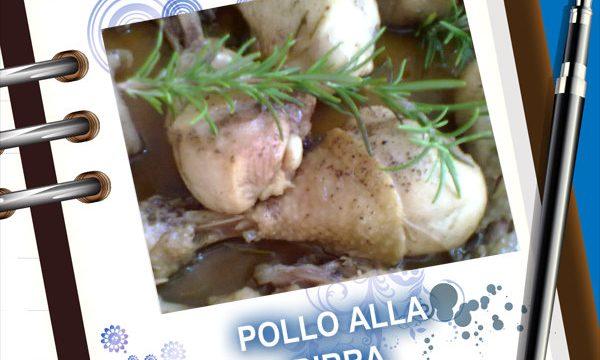 POLLO ALLA BIRRA, ricetta di carne