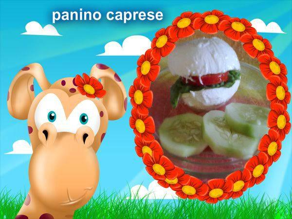 PANINO CAPRESE