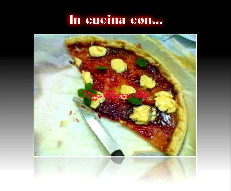 Pizza di carnevale ricetta dolce in cucina con marta maria - Cucina con vale ...