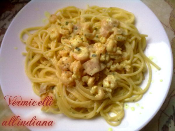 PASTA ALL INDIANA, ricetta facile