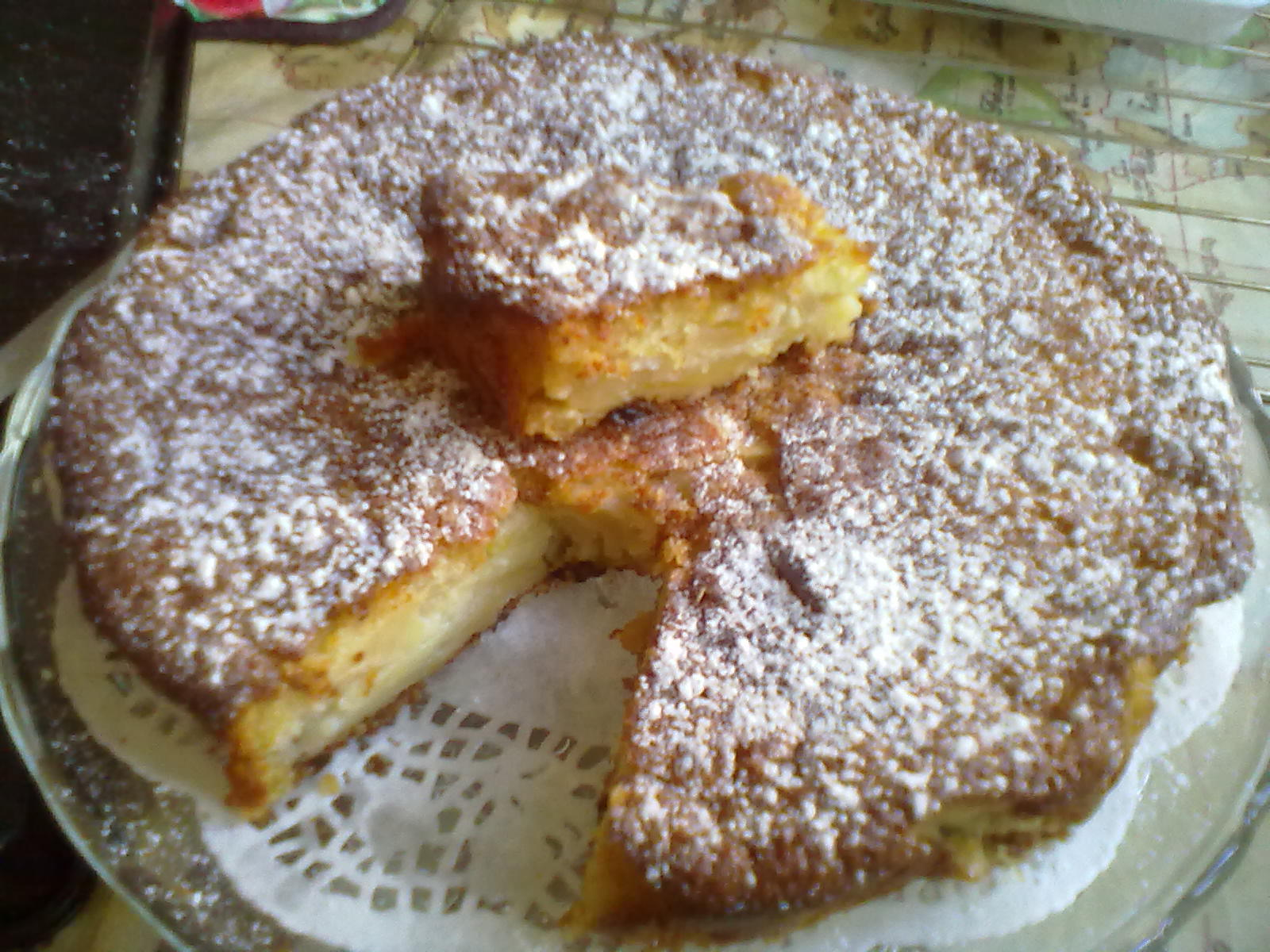 Torta Di Mele Di Suor Germana Ricetta Facile In Cucina Con