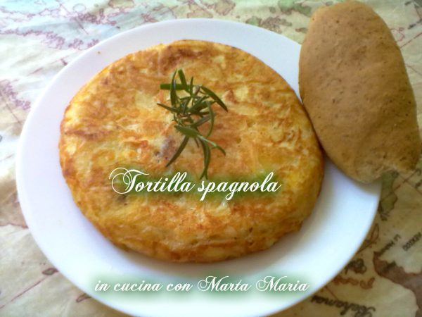 TORTILLA SPAGNOLA, ricetta facile