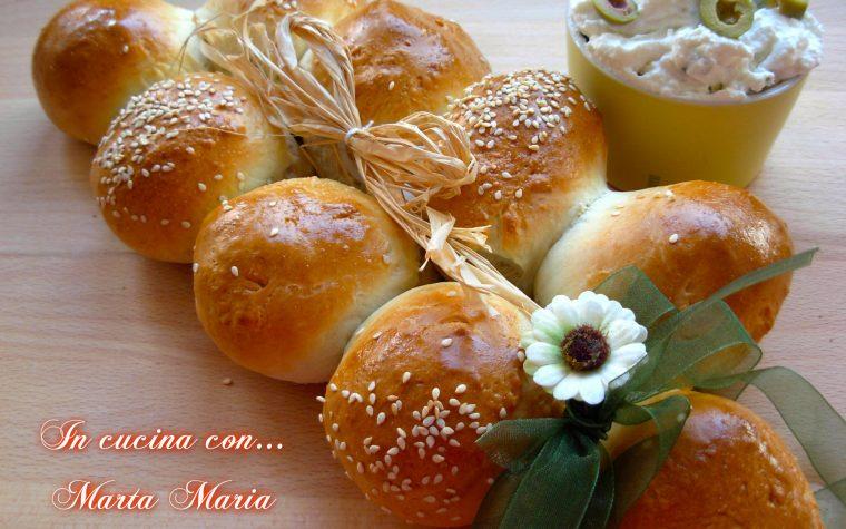 PANE SPIGA DI GRANO, ricetta facile
