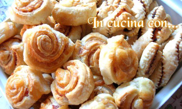 GIRELLE AL SALAME E EMMENTHAL, ricetta finger-food