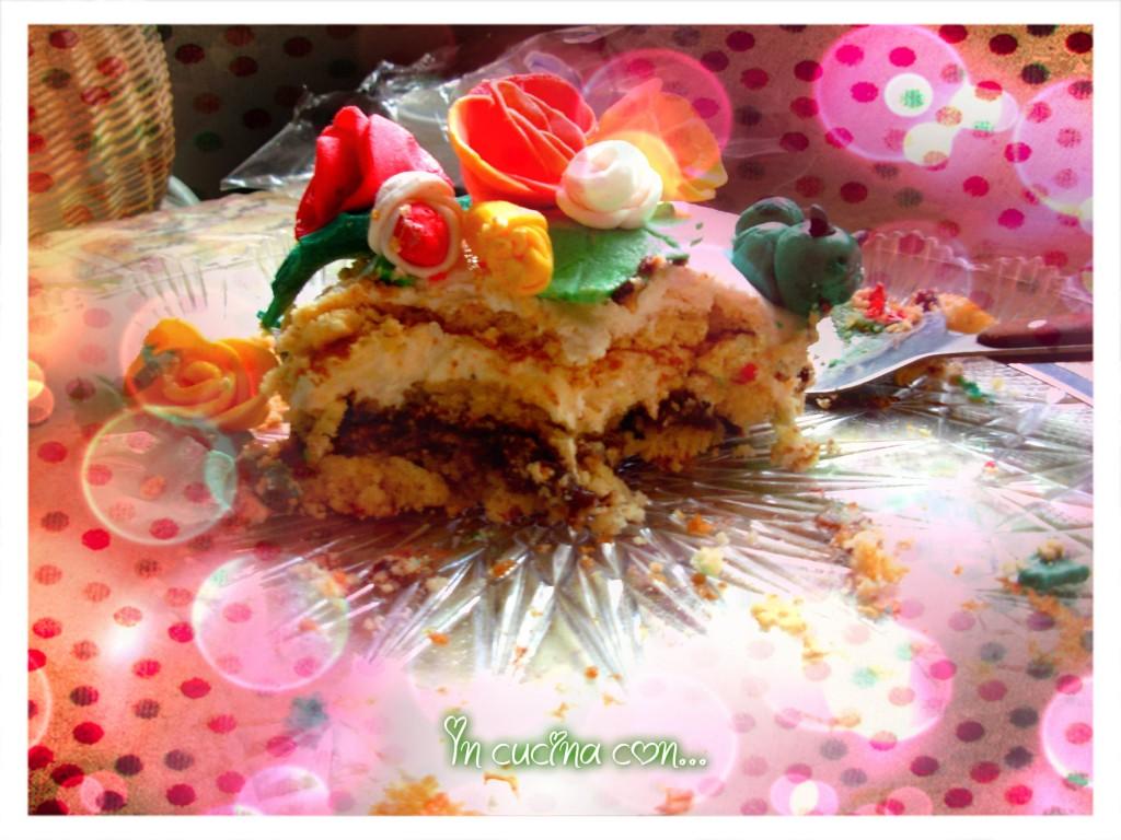 torta prato fiorito
