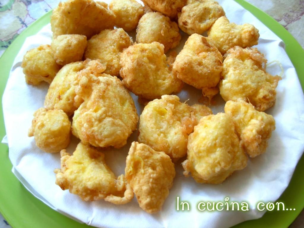 cavolfiori fritti