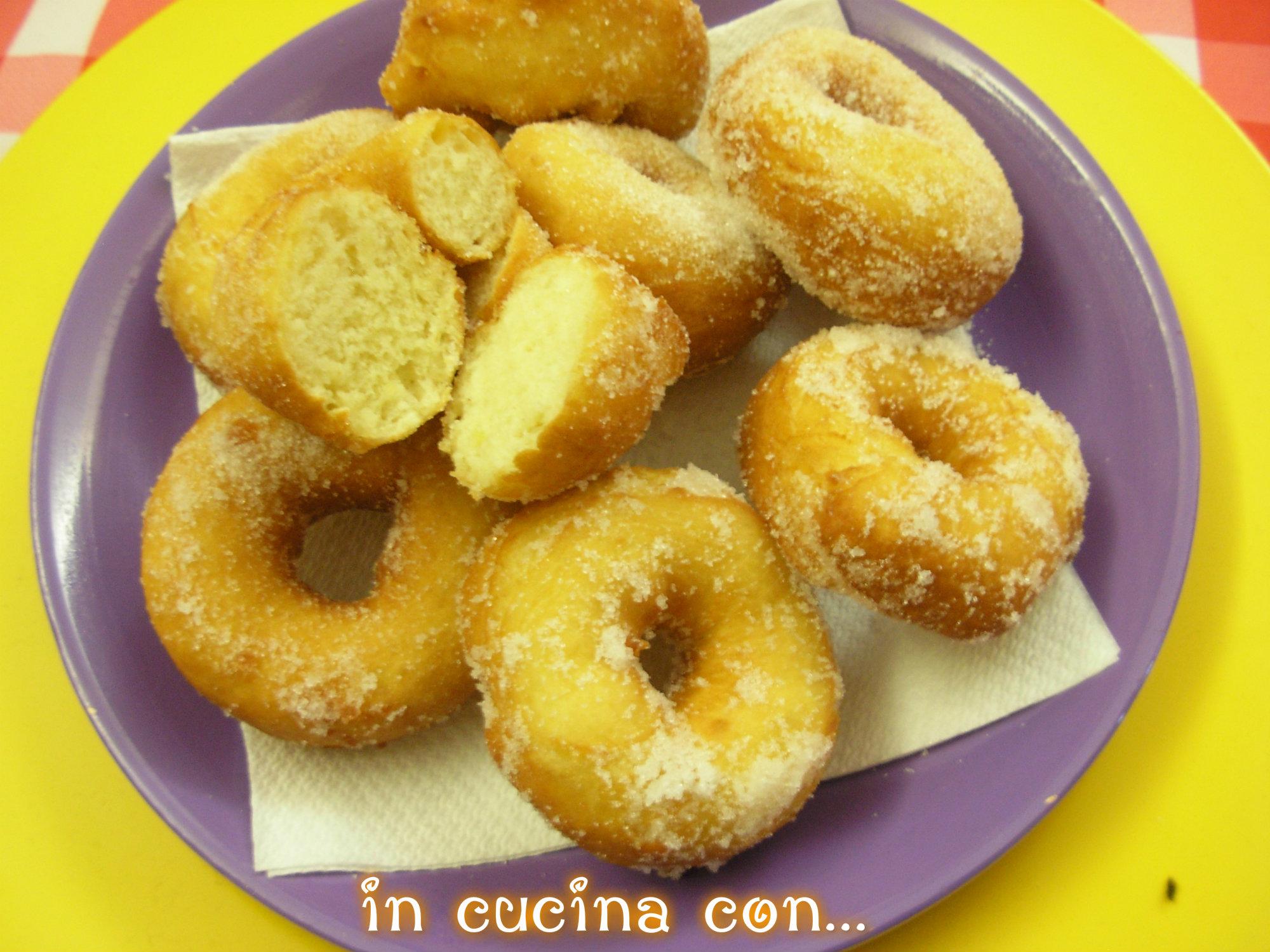 Ricetta Taralli Con Zucchero.Taralli Di Patate Con Lo Zucchero Ricetta Facile In Cucina Con Marta Maria